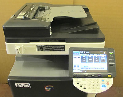 Konica Minolta Bizhub Olivetti d-Color MF250 Colour Photocopier Copier  Printer